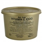 GOLD LABEL Vitamin E 1000 witamina E 500g