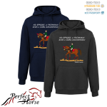 PERFECT HORSE Bluza damska Cartoon Technika