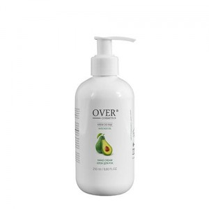 OVER COSMETICS Krem do rąk Avocado Oil 250 ml