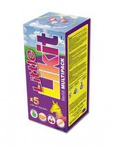 LIKIT Multipack, 5 x 250 g 24h