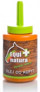 EQUI NATURA Olej do kopyt 450 ml 24h