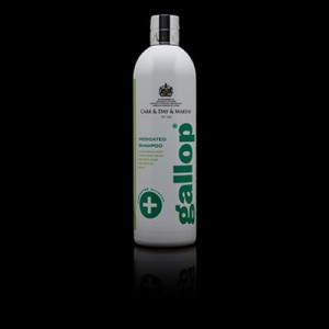 C&D&M Szampon leczniczy Gallop Medicated 500 ml