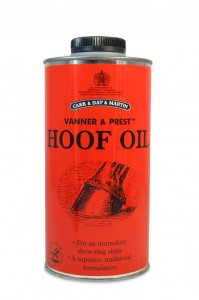 C&D&M Olej do kopyt Vanner&Prest Hoof Oil 1000 ml