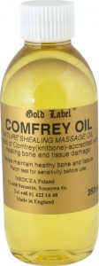 GOLD LABEL Comfrey Oil olejek z żywokostu do wcierania 250ml
