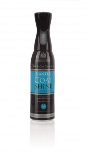 C&D&M Nabłyszczacz do sierści Coat Shine EQUIMIST 600 ml 24h