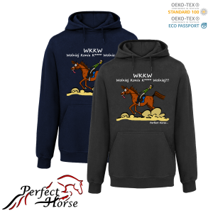 PERFECT HORSE Bluza damska Cartoon WKKW
