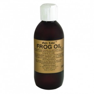 GOLD LABEL Frog Oil olej do strzałek 250ml (1)