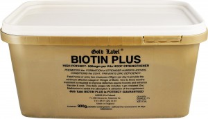 GOLD LABEL Biotin Plus biotyna z cynkiem 900g 24h
