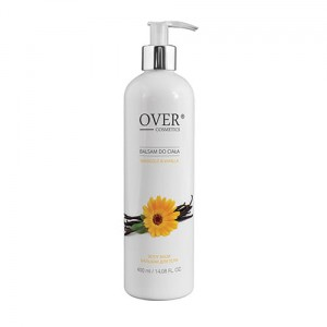 OVER COSMETICS Balsam do ciała Marigold&Vanilia 400 ml