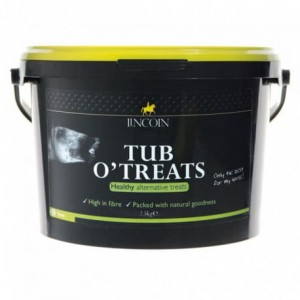 LINCOLN Cukierki dla koni Tub O`Treats