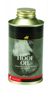 LINCOLN Zielony olej do kopyt Green Hoof Oil 500 ml