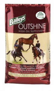 BAILEYS Outshine High Oil Supplement 6,5kg
