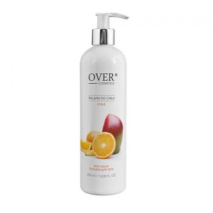 OVER COSMETICS Balsam do ciała Citrus 400 ml