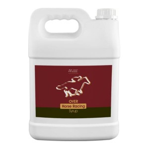 OVER HORSE Horse Racing Syrup – witaminy dla koni sportowych 5l