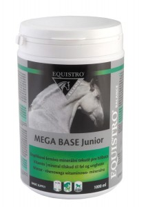 EQUISTRO Witaminy dla źrebiąt Mega Base Junior 1000 ml