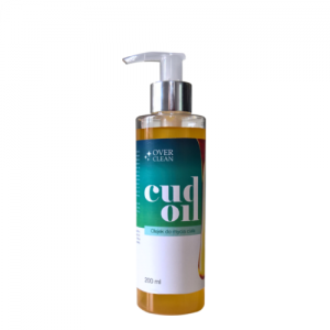 OVER CLEAN Olejek do kąpieli Cud Oil 200 ml
