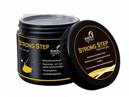 BLACK HORSE Maska do kopyt Strong Step 500 ml.png